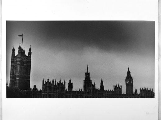 Albert Watson, Londra, 1988-1989. Photo by Albert Watson