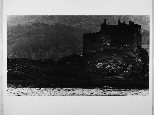 Albert Watson, Scozia, 1987. Photo by Albert Watson