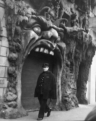 Robert Doisneau, L'enfer, 1952. © Atelier Robert Doisneau