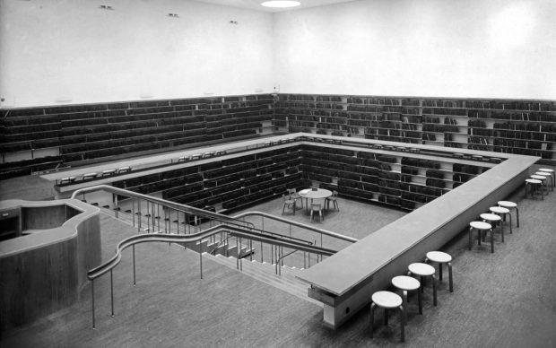 Alvar Aalto, Viipuri Library, Vyborg, Russia 1935