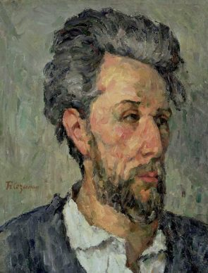 Paul Cézanne, Victor Chocquet, 1876–1877, Private Collection Photograph © Bridgeman Images