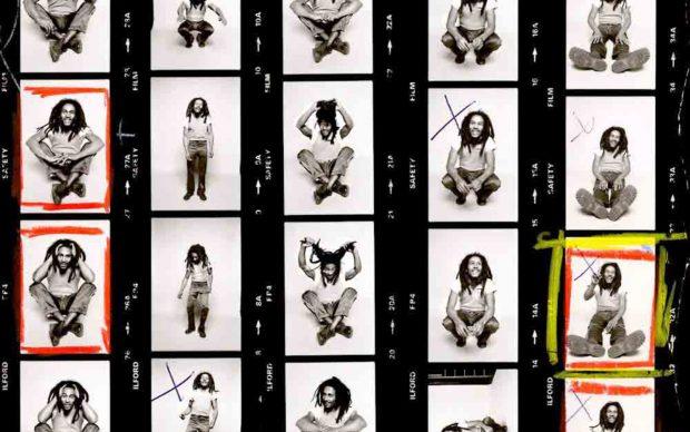 Bob Marley (c) Allan Ballard/RockArchive - London 1977 Estate