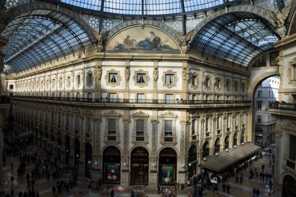 Galleria Cracco, Galleria Vittorio Emanuele II, Milano, photo Carmine Conte