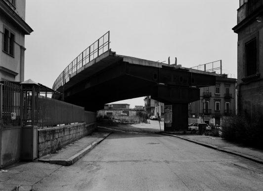 Dalla serie 1996 Monte Carasso, Svizzera © Gabriele Basilico/Archivio Gabriele Basilico, Milano