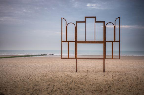 Installazione a Ostenda per Beaufort