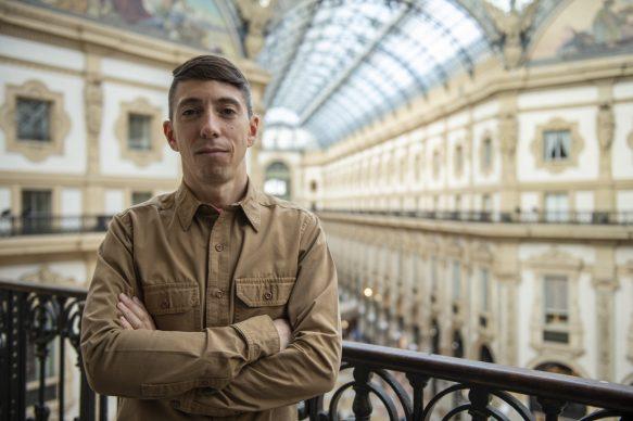 Patrick Tuttofuoco, Galleria Cracco, Milano, photo Carmine Conte