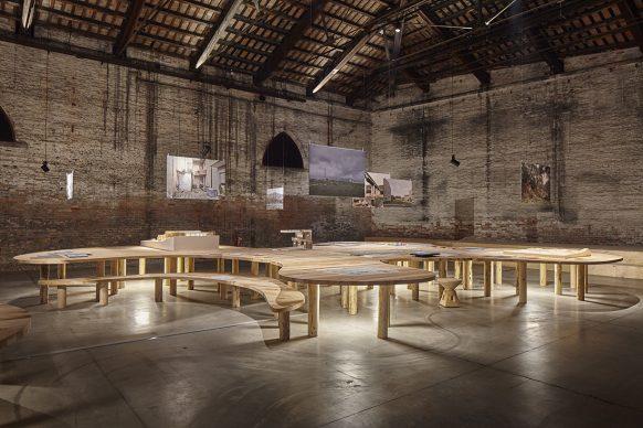 Biennale di Architettura di Venezia 2018. Padiglione Italia. Photo © Urban Reports