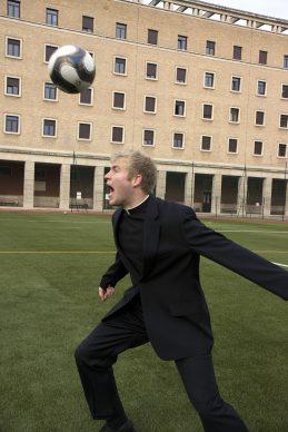 Chris Steele-Perkins, Città del Vaticano, febbraio 2009 © Chris Steele-Perkins / Magnum Photos