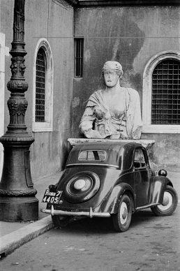 Elliott Erwitt, Roma, 1955 © Elliott Erwitt / Magnum Photos