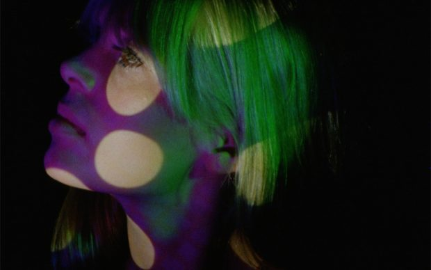 """Andy Warhol, """"Nico"""" / """"Nico Crying"""", 1966. Pictured: Nico. [MOM 45926 frame-036879] ©2018 The Andy Warhol Museum, Pittsburgh, PA, a museum of Carnegie Institute. All rights reserved. Film still courtesy The Andy Warhol Museum"""