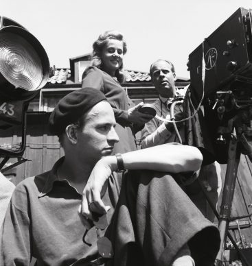Ingmar Bergman ©AB Svensk Filmindustri