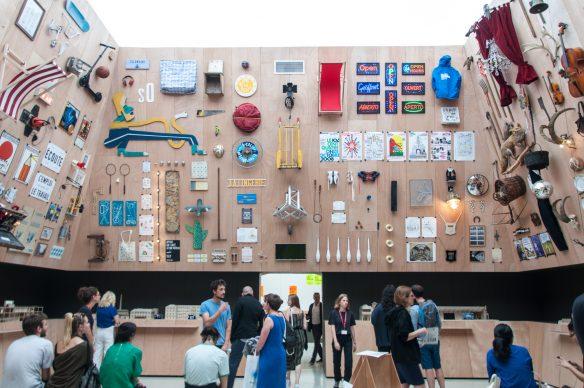 Biennale di Architettura di Venezia 2018. Giardini. Padiglione Francia. Photo Irene Fanizza