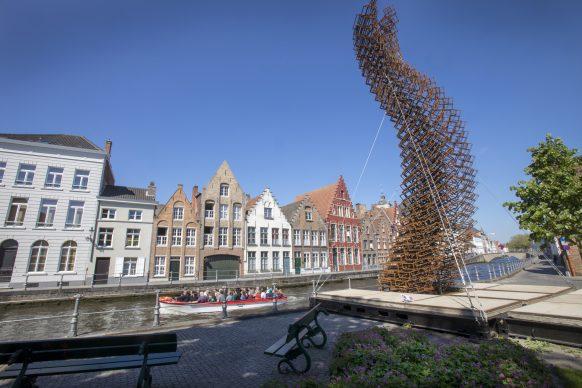 John Powers, Lanchals, Triennale Bruges 2018 - Liquid City