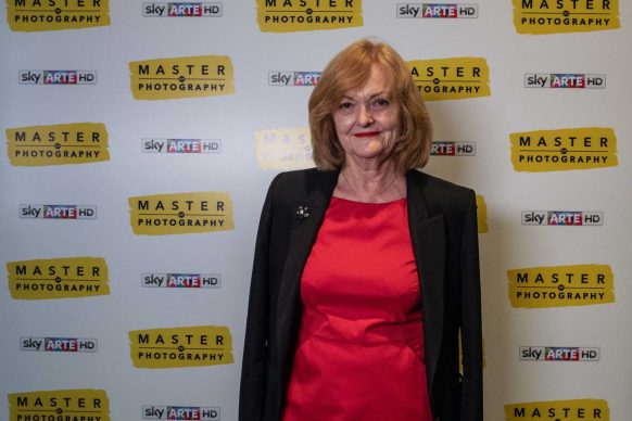 Elisabeth Biondi, uno dei giudici della nuova stagione di Master of Photography