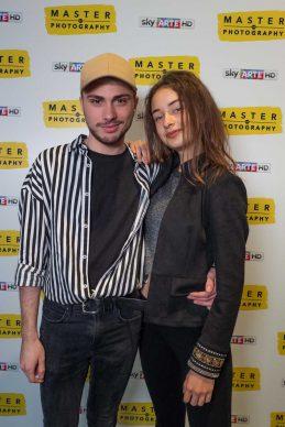 Paolo Barretta e Federica Belli, concorrenti della nuova stagione di Master of Photography