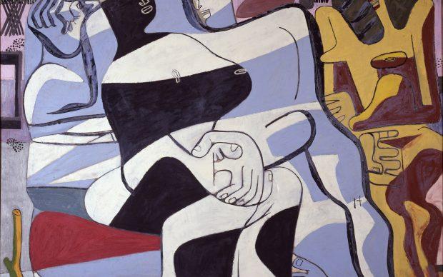 Le Corbusier, Trois baigneuses, 1935