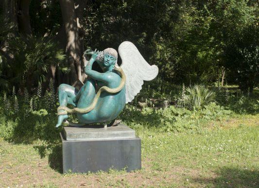 Alba Gonzales, Chimera e le maschere, 2008