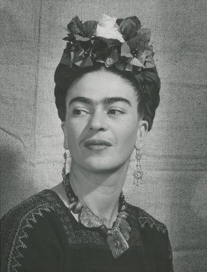 Bernard Silberstein, Frida Kahlo, 1940 © Bernard G. Silberstein, FAPS, FRPS