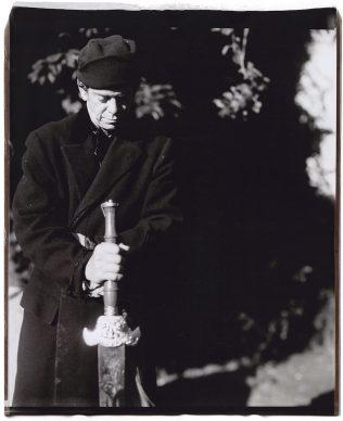 Untitled (Lou Reed, Montauk), 2002 © Julian Schnabel