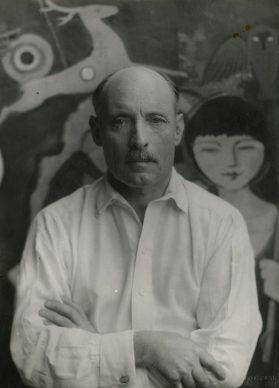 Hugo Erfurth, Carl Hofer, 1929 © VG-Bildkunst, Bonn 2018