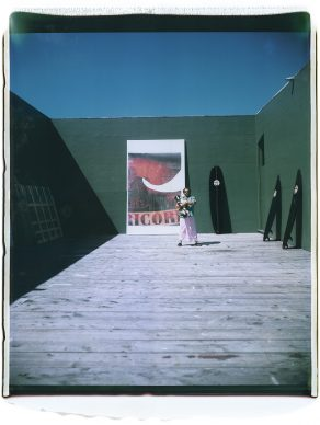 Untitled (Montauk Studio), 2004 © Julian Schnabel