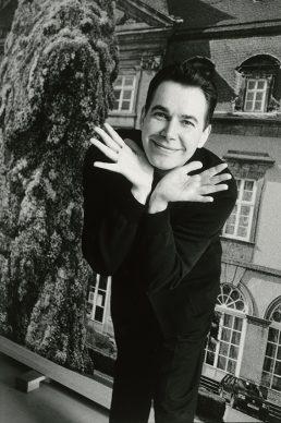Vera Isler, Jeff Koons, 1993 © VG-Bildkunst, Bonn 2018