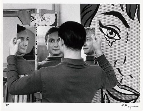 Ken Heyman, Roy Lichtenstein, 1964 © Ken Heyman