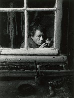 Christer Strömholm, Alberto Giacometti, Paris 1960 © Christer Strömholm / Strömholm Estate