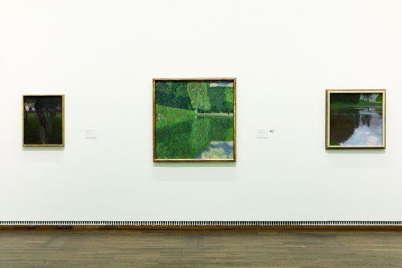 Mostra Gustav Klimt. Artist of the Century al Leopold Museum, Vienna. Photo by Lisa Rastl