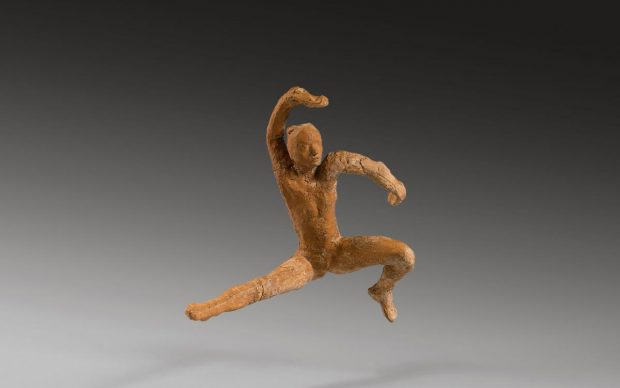 Auguste Rodin, Dance Movement F, with Head of the Slav Woman © agence photographique du musée Rodin - Jérome Manoukian