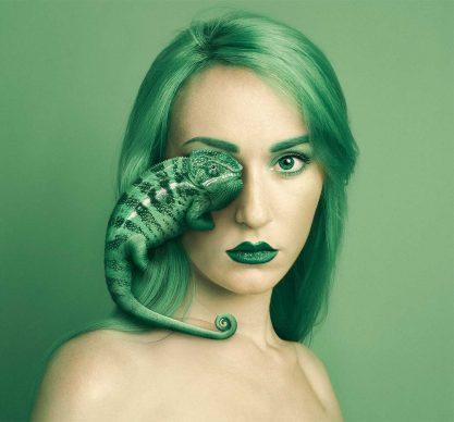 Flora Borsi, Chameleon