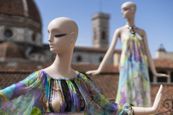Bonaveri, a fan of Pucci. Firenze, Palazzo Pucci