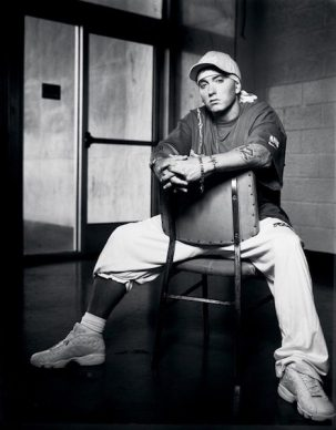 Eminem © Michael Lavine