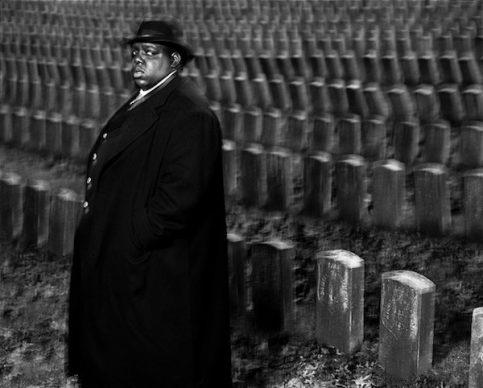 Notorious B.I.G. © Michael Lavine