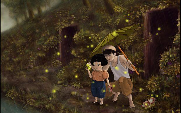 Takahata Isao Una tomba per le lucciole film d'animazione