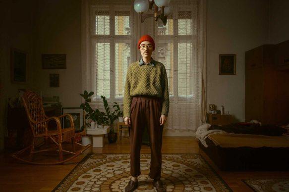 Flora Borsi, Miserable life of the french toast man, 2017