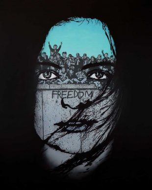 ICY & SOT, Portrait of freedom