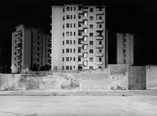 Gabriele Basilico (Milano, 1944-2013), Milano, 1995 (ristampa 2003). Stampa ai sali d'argento