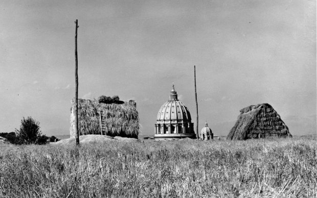 Ralph Deakin,View from the Janiculum. CopyrightRalph Deakin / RIBA Collections
