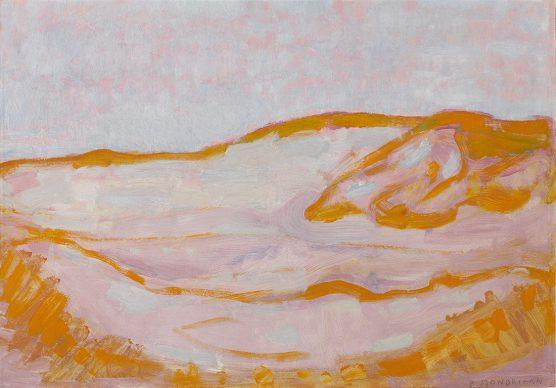 Piet Mondriaan, Duin IV, 1909