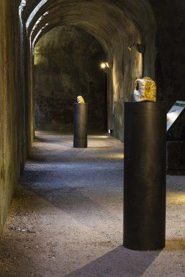 VULCI MON AMOUR. Frammenti di Paesaggio – Frammenti di Sottosuolo. Un'opera di Andrea Fogli - ph. Elena Fabretti
