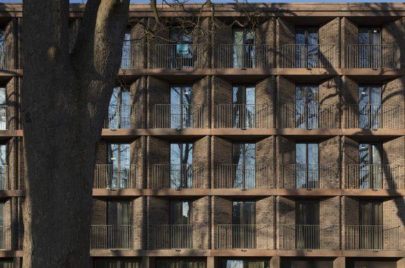Henley Halebrown, Chadwick Hall, Londra © Nick Kane - Credit: RIBA Stirling Prize
