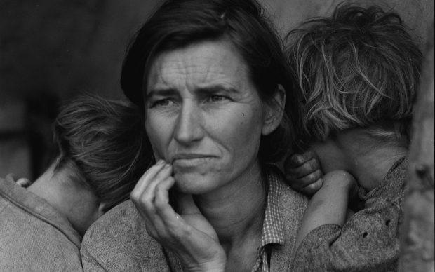Dorothea Lange Migrant Mother