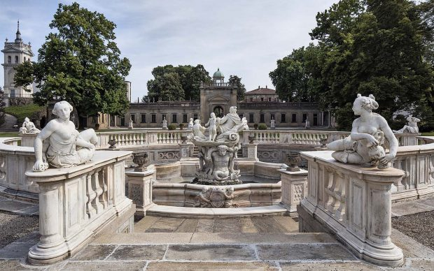 Villa Visconti Borromeo Litta FONTANA DI GALATEA_FOTO STUDIO BAMSPHOTO RODELLA