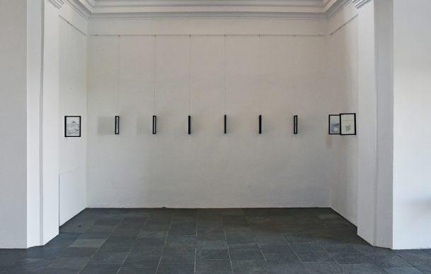 Via del Sale 2018, un'opera di Moira Franco e Barbara Bonfilio. Foto di Daniele Fazzone