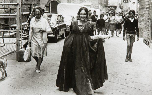 Una scena del film Romeo & Giulietta di Franco Zeffirelli, 1968