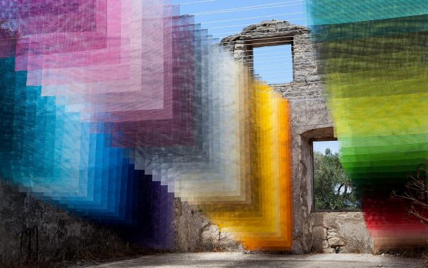 Quintessenz, Old Stone House, Kagkatika per Paxos Contemporary Art Project, 2018