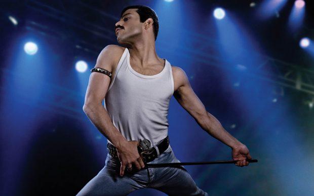 Rami Malek in Bohemian Rhapsody film queen freddy mercury
