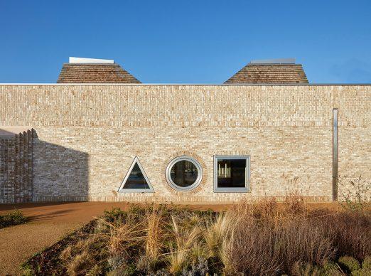MUMA LLP, Storey's Field Community Centre and Nursery, Cambridge © Alan Williams - Credit: RIBA Stirling Prize