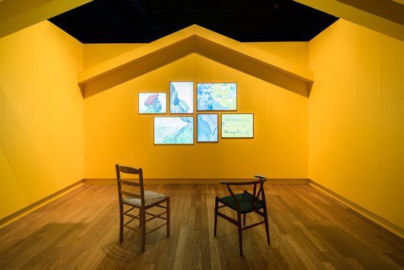 Van Gogh Dreams © Maartje Strijbis, Van Gogh Museum